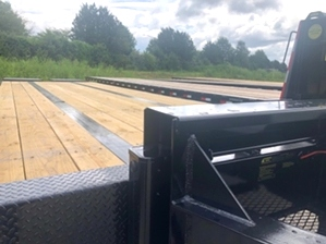 30ft Equipment Trailer with Air Brakes