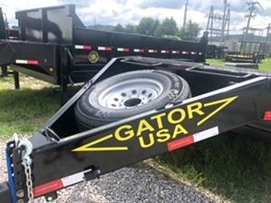 Tilt Bed 14k Equipment Trailer For Sale Tilt Bed 14k Equipment Trailer For Sale. 14k Equipment Trailer with spare tire.