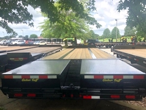 Pintle Trailer For Sale Pintle Trailer For Sale. Pintle trailer with big ramp system.