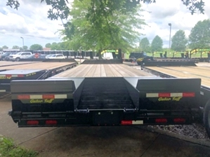 25ft Equipment Trailer