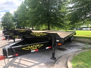 Flatbed Equipment Trailer For Sale  Flatbed Equipment Trailer For Sale. Flatbed bumper hitch trailer.