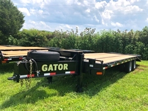 Equipment Trailer With Air Brakes For Sale  Equipment Trailer With Air Brakes For Sale. Pintle with spare tire