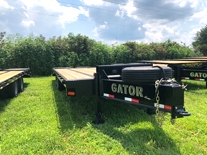 Equipment Trailer With Air Brakes For Sale