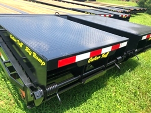 Equipment Trailer 30ft For Sale Equipment Trailer 30ft For Sale. Pintle with big ramps