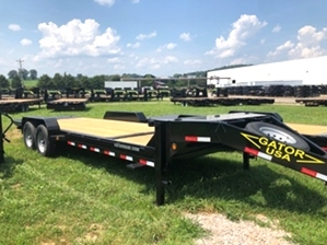 Equipment Trailers Tilt Bed