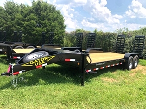 Equipment Trailer 14k For Sale  Equipment Trailer 14k For Sale. 20+2 with stand up ramps