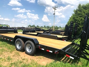 Equipment Trailer 14k For Sale