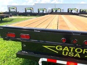 Equipment Trailer Flatbed 20ft