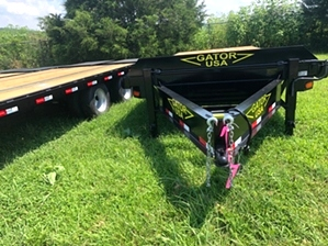 Equipment Trailer Flatbed 20ft