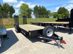 Equipment Trailer 16000 pound By Gator  Equipment Trailer 16000 pound By Gator. Dexter 8,000 pound axles, 17.5in commercial tires.