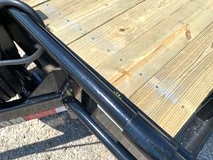 Equipment Trailer 16000 pound By Gator