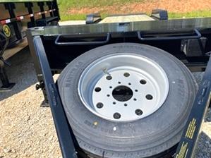 Equipment Trailer Tilt Bed By Gator Equipment Trailer Tilt Bed By Gator. 17,600 GVWR, dexter axles, and commercial tires.
