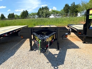 Equipment Trailer 25 flat bed By Gator
