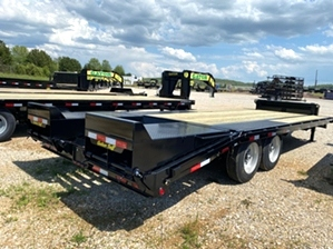 Equipment Trailer Aardvark 16k