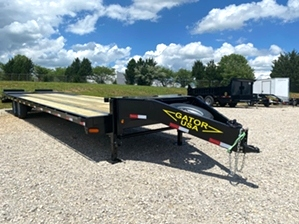 Equipment Trailer Equipment Trailer. with big ramp by gatormade