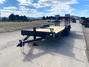 Equipment Trailer 14k +3 Series