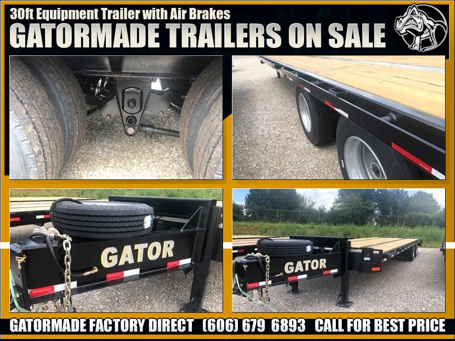 Equipment Trailers Air Brakes