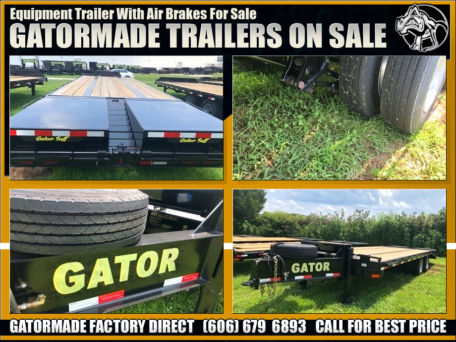 Image Equipment Trailers Air Brakes