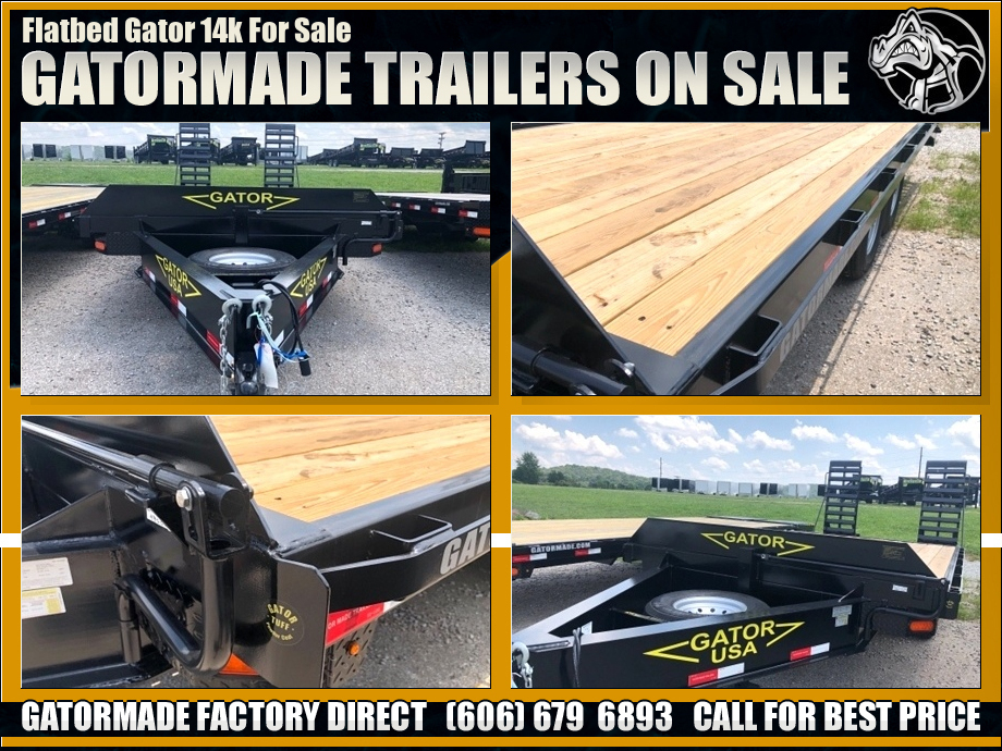 Image Equipment Trailers Flat Bed
