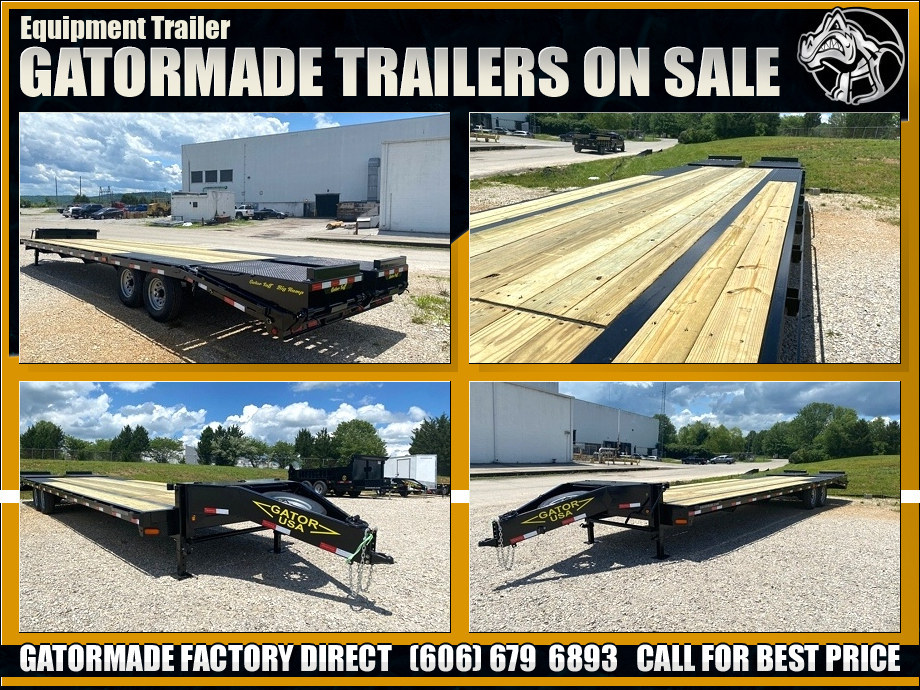 Equipment Trailers Pintle
